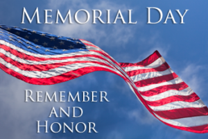 Monday Mindset: Remember and Honor